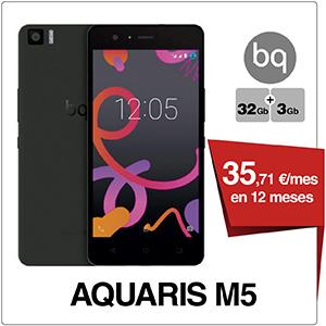 bq AQUARIS M5 32Gb + 3Gb