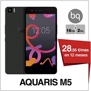 bq AQUARIS M5 16Gb + 2Gb
