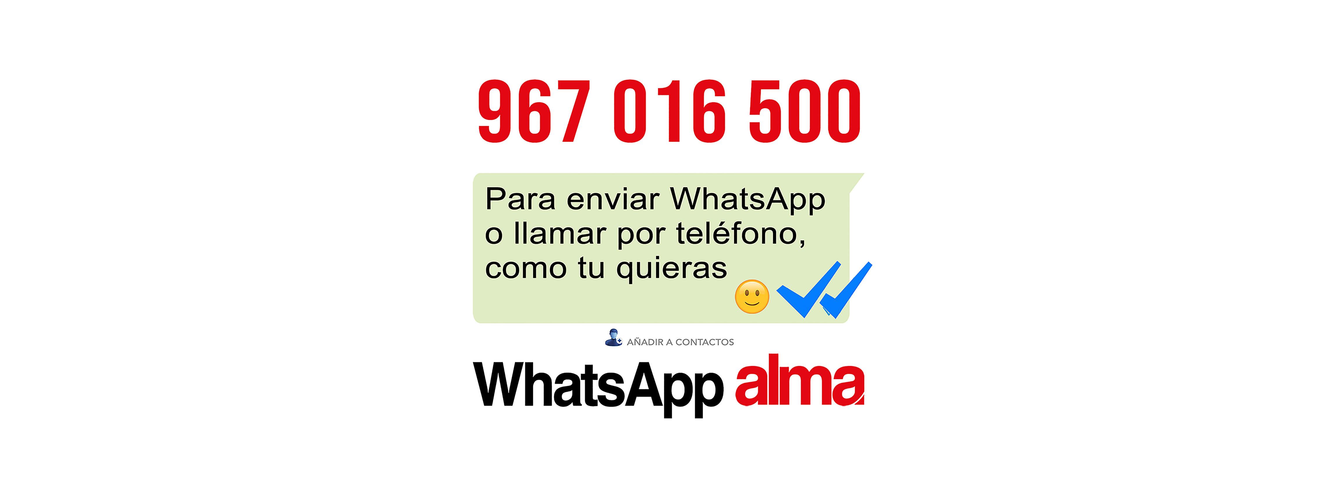 Telefonía, Internet y Televisión en Almansa | AlmaTelecom